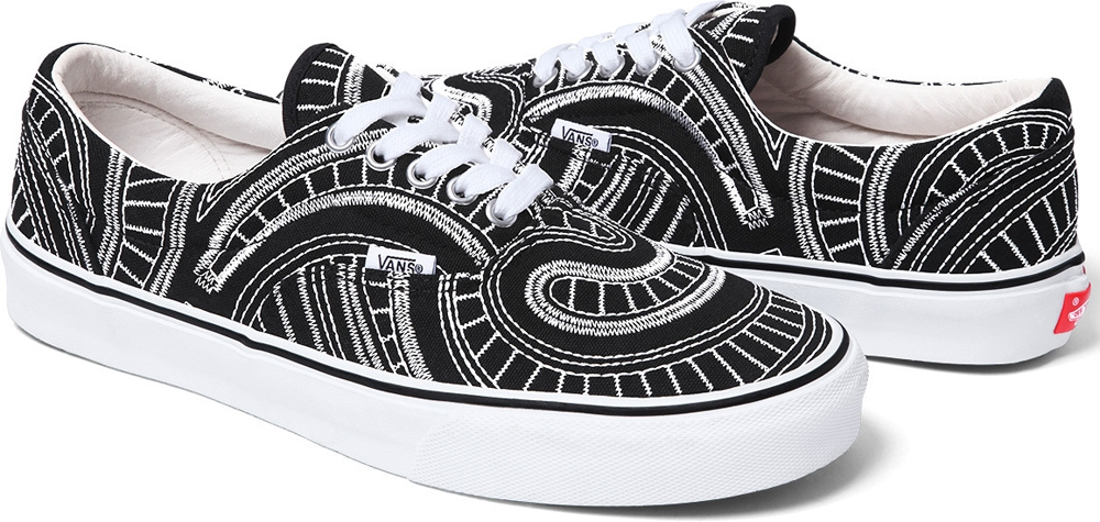 Vans Uptown Era Black/White