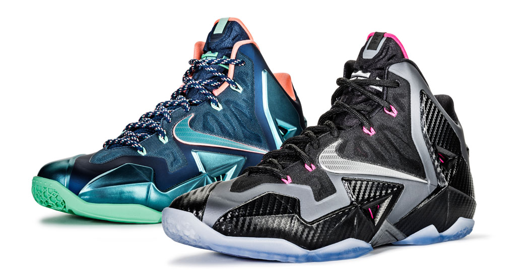 Nike LeBron 11 'Miami Nights' (7)