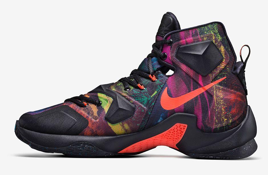 arrives c99ad 68f2f Nike LeBron 13 Akronite Philosophy 807219-008 (4)