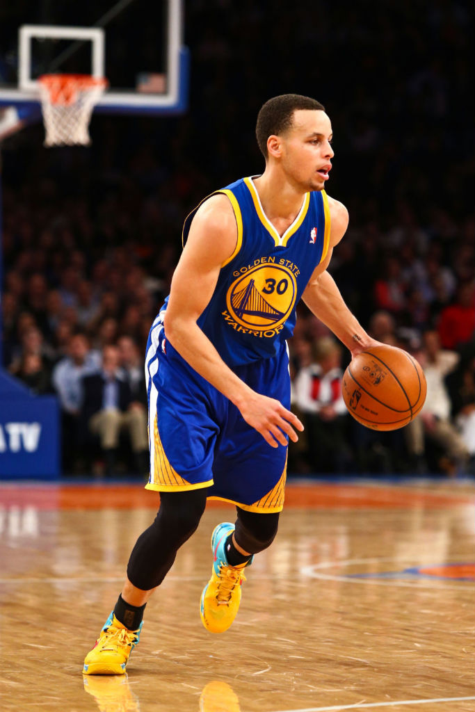 Stephen Curry Scores 54 Points Wearing Nike Zoom Hyperfuse 2012 PE (10)