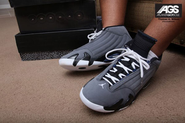 25e3d21ba1a Another look at this October s release of the Air Jordan Retro 14 in an  all-new colorway.
