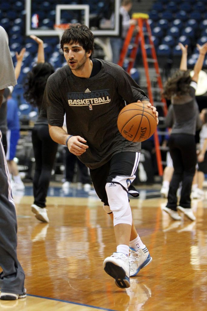 Ricky Rubio wearing adidas adizero Crazy Light 2 (4)