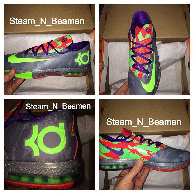 timeless design 3e656 5a87a Nike KD 6 Energy
