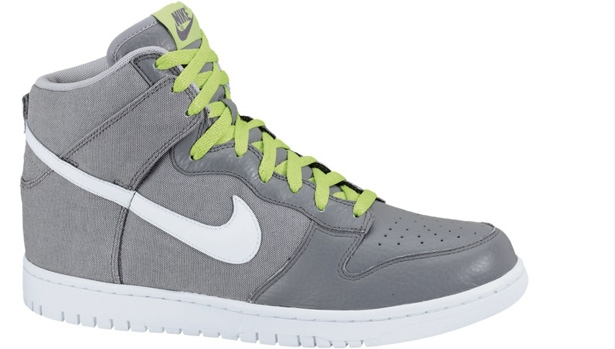 Nike Dunk High Wolf Grey/White-Cool Grey
