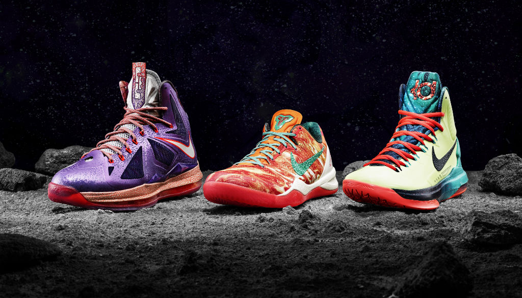 Nike Basketball All-Star 2013 Signature Pack