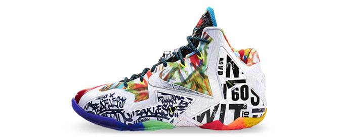 "1fb5a7e994e Shoe  LeBron 11 ""What The "" Price   250. Released  September What our  readers said"