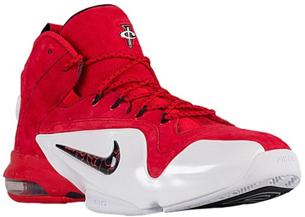 Nike Zoom Penny VI University Red/Black-White