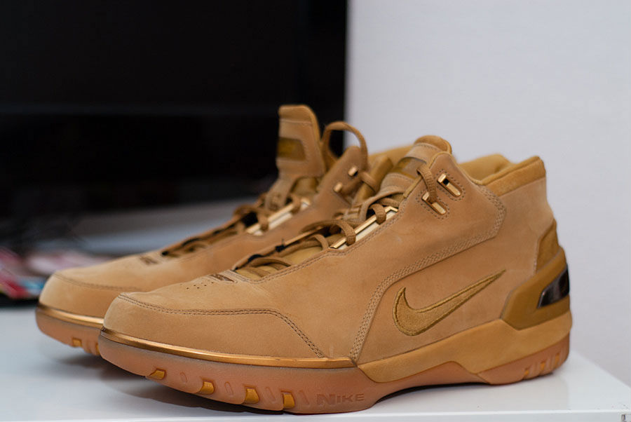 Spotlight // Pickups of the Week 12.29.12 - Nike Air Zoom Generation Wheat by tomat3