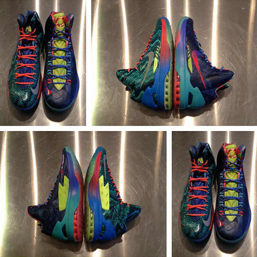 Nike KD V What the KD (1)