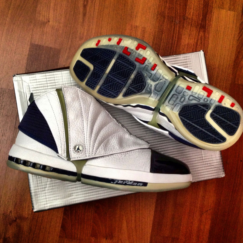Spotlight // Pickups of the Week 9.1.13 - Air Jordan XVI 16 Midnight Navy by YoungSk8