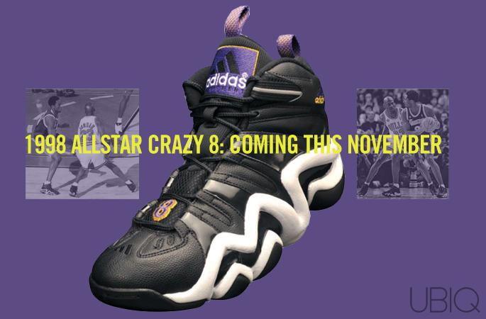 los angeles 8c877 8755c adidas Crazy 8 All-Star