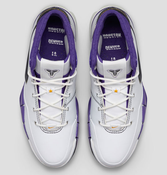 new products 503a2 210da Is a Retro of Kobe Bryant's 81-Point Sneakers On the Way ...