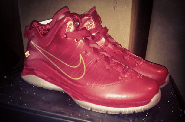 Nike LeBron VII PS - Unreleased Finals Sample