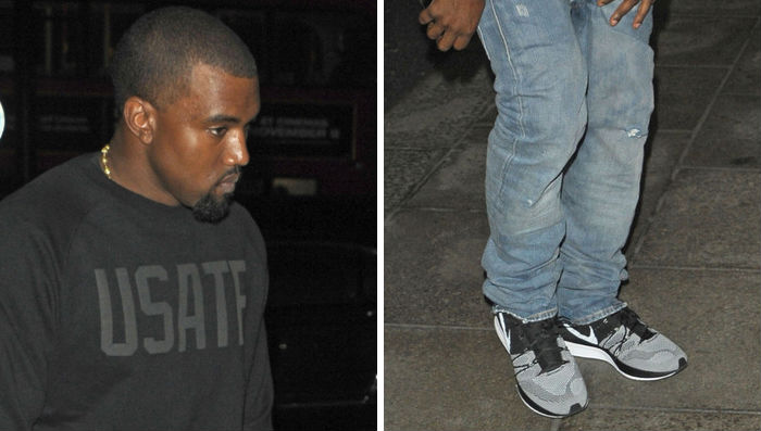 sports shoes 33e24 5806f Kanye West Nike Flyknit