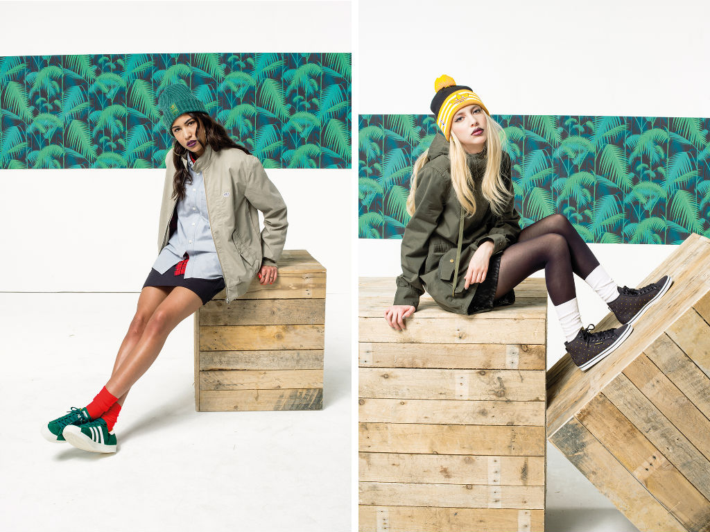 adidas Originals Fall/Winter 2013 Women's Lookbook (7)