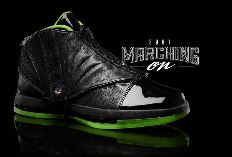 Jordan Brand XX8 Days of Flight // Air Jordan XVI 16 (1)