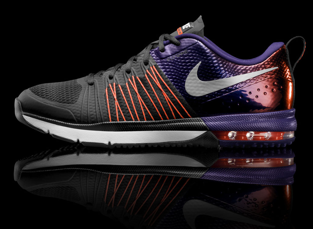 Nike Unveils the Solar Flare Collection for Super Bowl XLIX - Air Max Effort