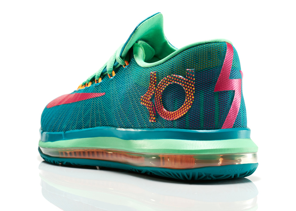 Nike KD 6 Elite Hero Heel