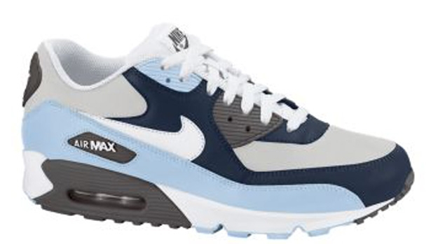 Nike Air Max '90 Obsidian/Obsidian-Midnight Fog-White
