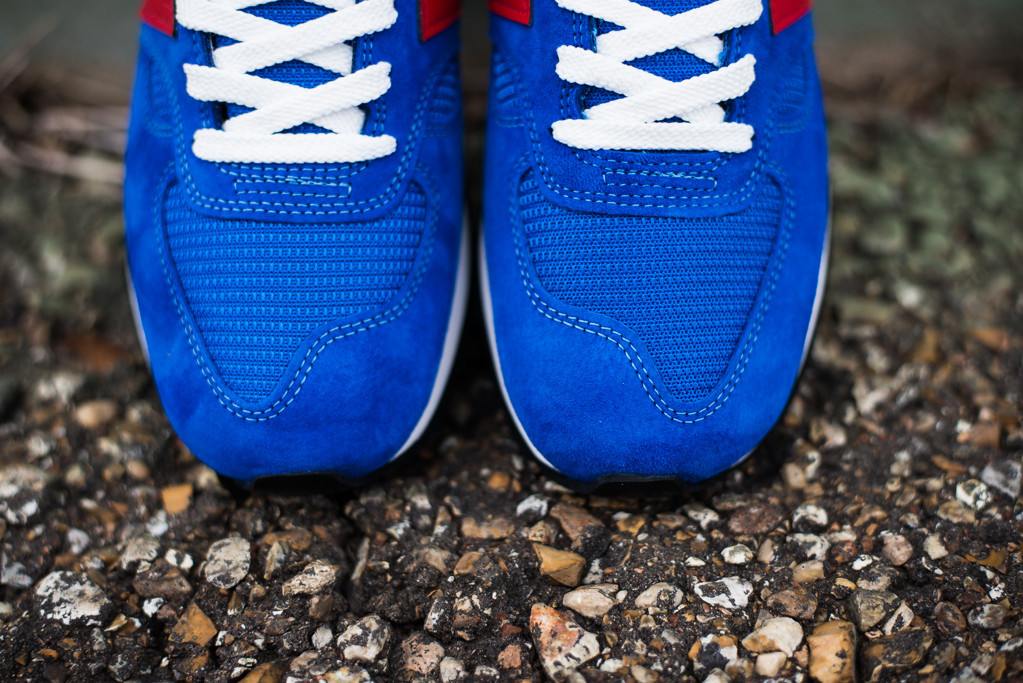 sports shoes 6ace4 f0861 New Balance 990 'Royal/Red' - A New Look for the Apex of New ...