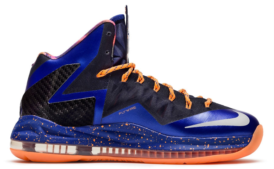 Nike LeBron X P.S. Elite Official (2)
