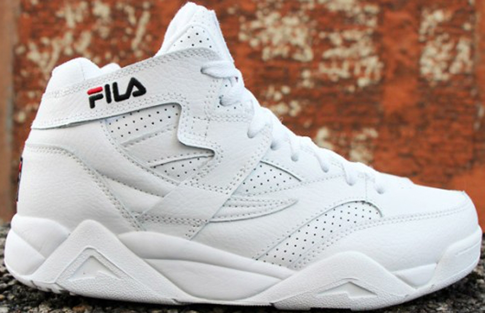 Fila M-Squad White/Black-Fila Red
