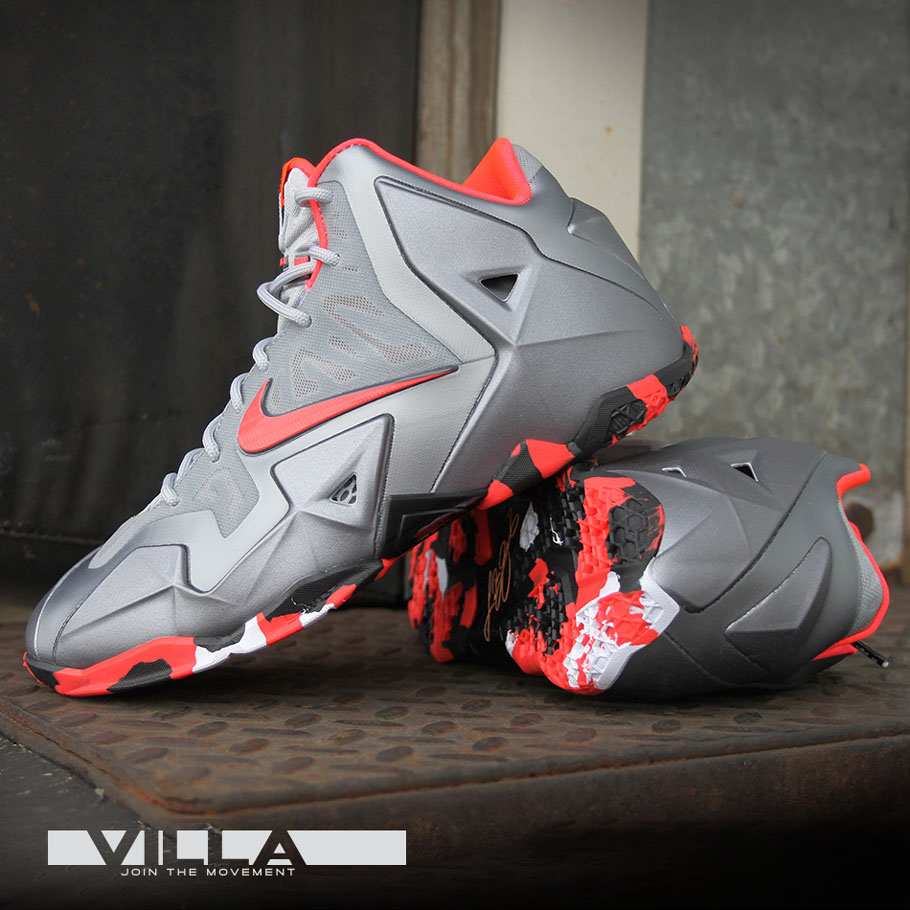 Nike LeBron 11 GS Team Collection (4)