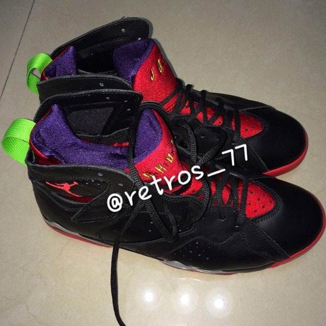 Air Jordan VII 7 Marvin the Martian (2)