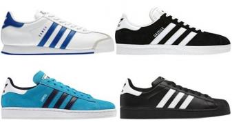 88b913b4b76 adidas Originals Iconics Fall Sneaker Lineup | Sole Collector