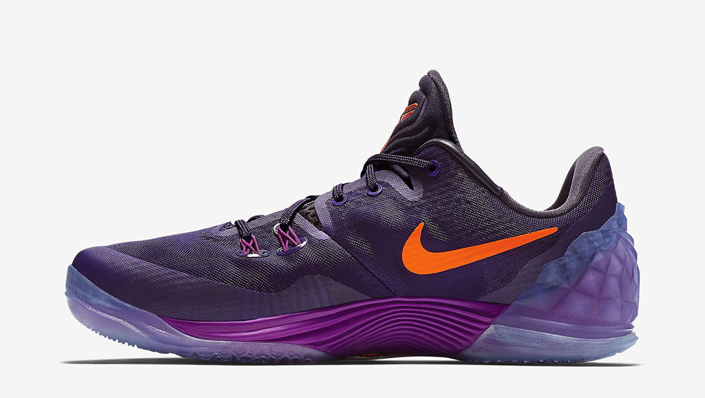 Nike swoosh orange