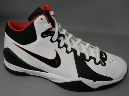 7447bd4dc614 Nike Zoom Brave V White Black Red 469763-100