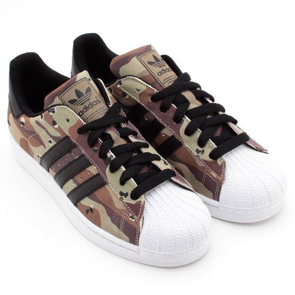 adidas Originals Superstar Foundation White Sneakers B27136