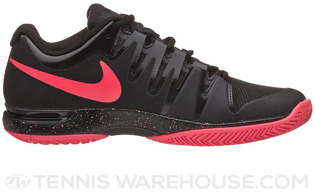 Nike Zoom Vapor 9.5 Tour US Open Night Black/Hyper Punch (3)