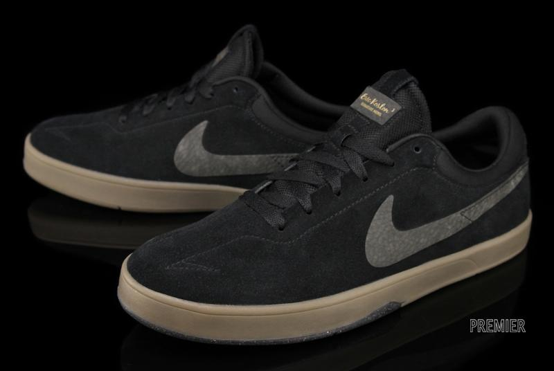 more photos 28cd5 e825c Nike SB Eric Koston - Black   Black   Gum