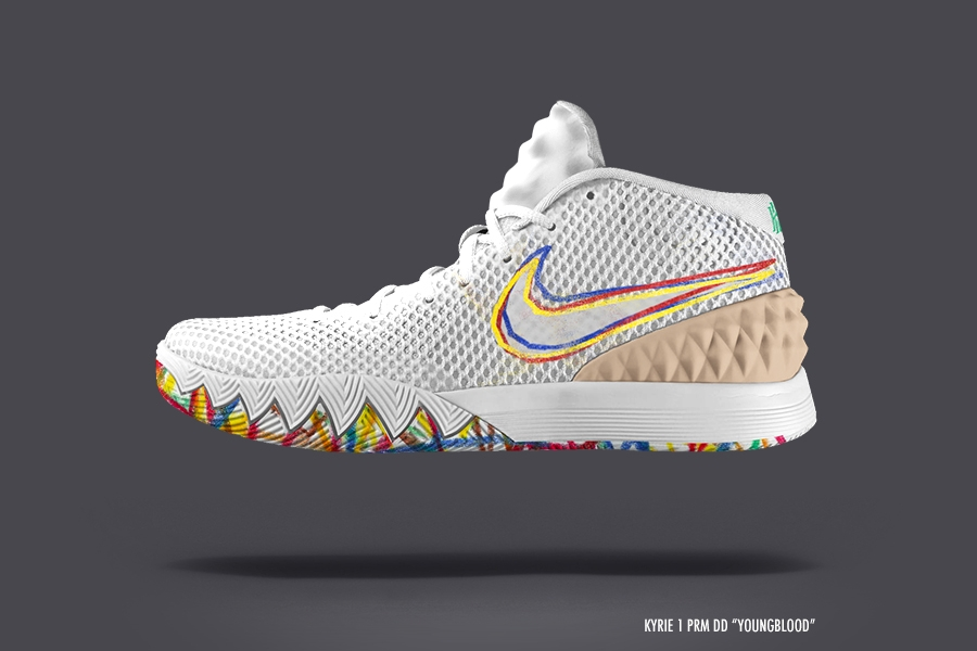 uncle drew nike kyrie 1s and more imagined by dead dilly