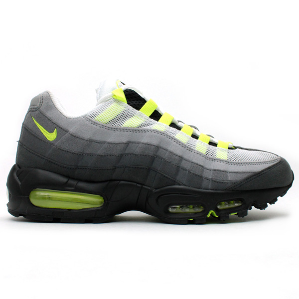 sneakers for cheap uk availability really comfortable Nike Air Max 95 OG - Neon Yellow | Sole Collector