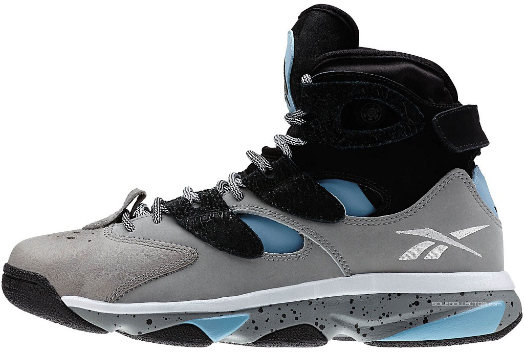 Reebok Instapump Shaq Attaq 4 Grey/Black-Blue (3)