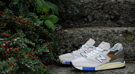 Cncpts x New Balance Made in USA 998 C-Note global release