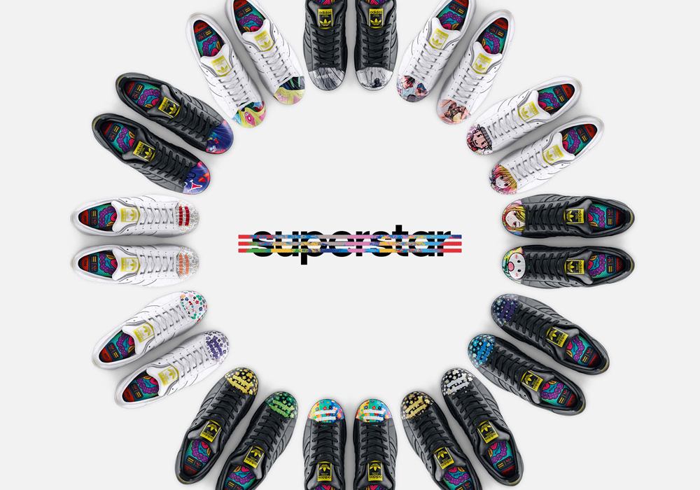Pharrell adidas Supershell