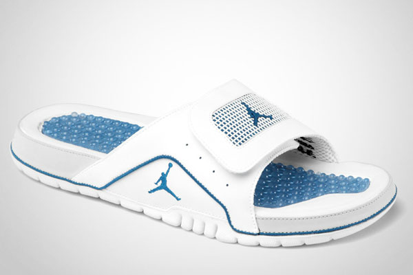 best service 495ad 7ae2f blue and white jordan slides, Cheap Air Jordans For Sale ...