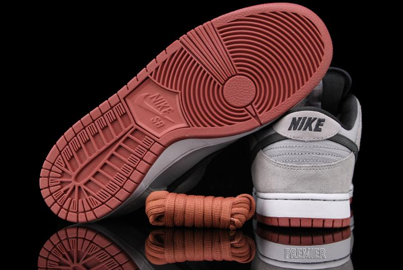 new styles 3e763 9b5b2 Nike SB Dunk Low Pro - Wolf Grey Anthracite-Light Redwood