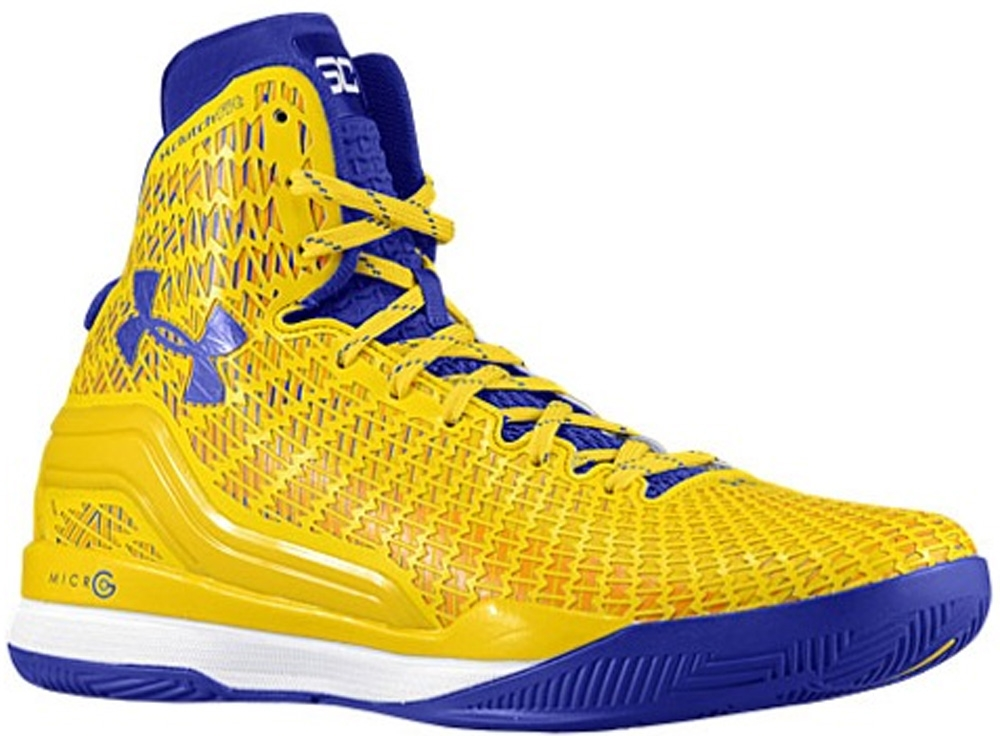 Under Armour Micro G Clutchfit Drive Taxi/White-Royal