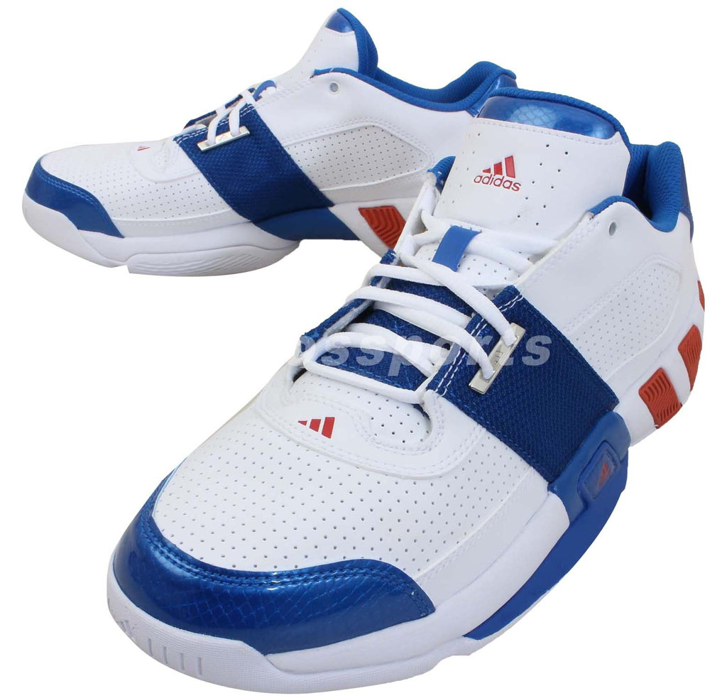 adidas Gil Zero Regulate White Dark Chili Blue Q33334 (2)