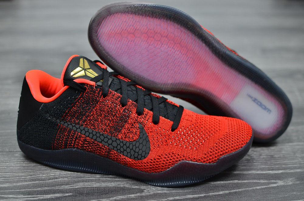 1c569f799da0 Here s What the  Achilles Heel  Nike Kobe 11 Looks Like In-Hand ...