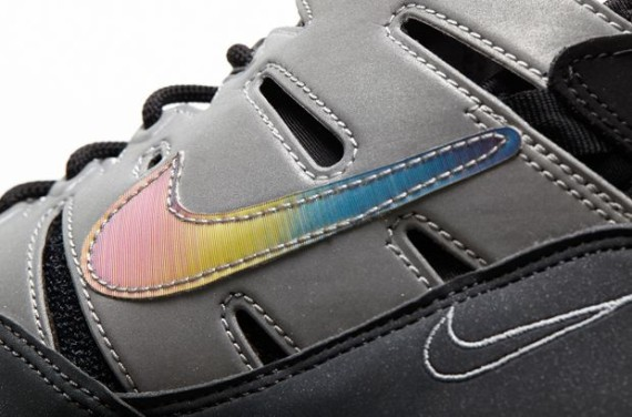 EA Sports x Nike Air Trainer Max 94 swoosh iridescent