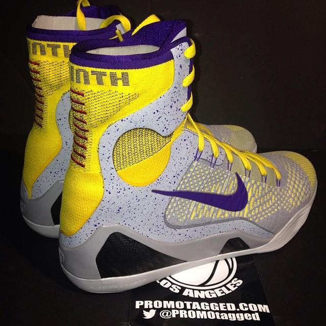 online retailer 128ae 91dde Nike Kobe 9 Elite Cement (3)