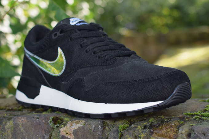 nouveau style 6b448 55293 A Shiny-Swooshed Nike Air Odyssey | Sole Collector
