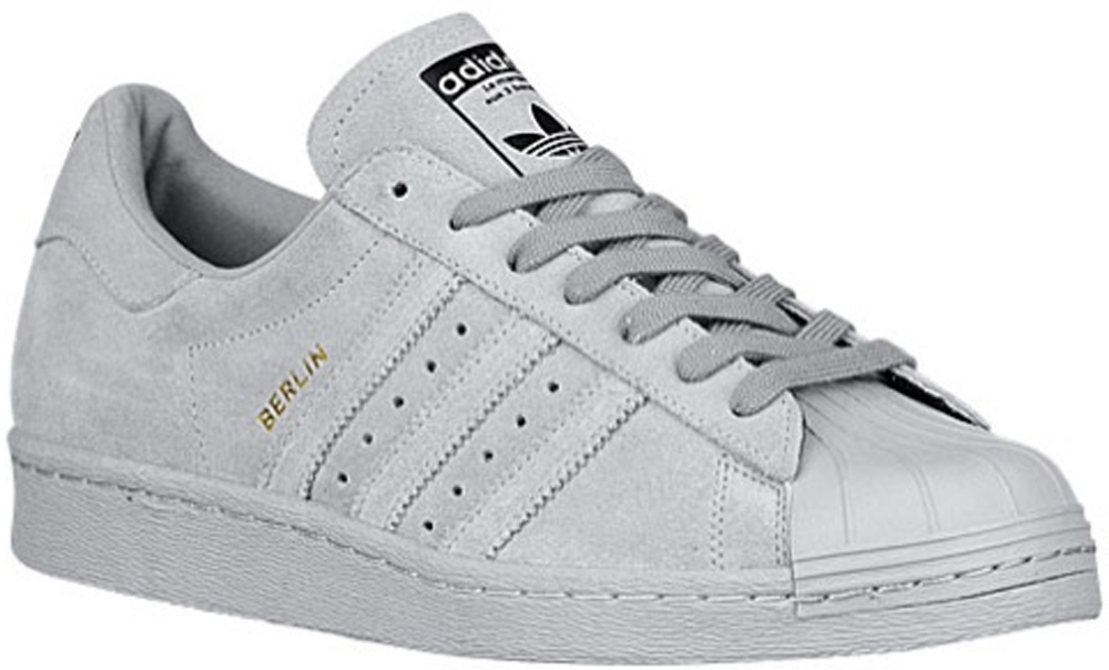 adidas Superstar 80s Light Granite/Light Granite