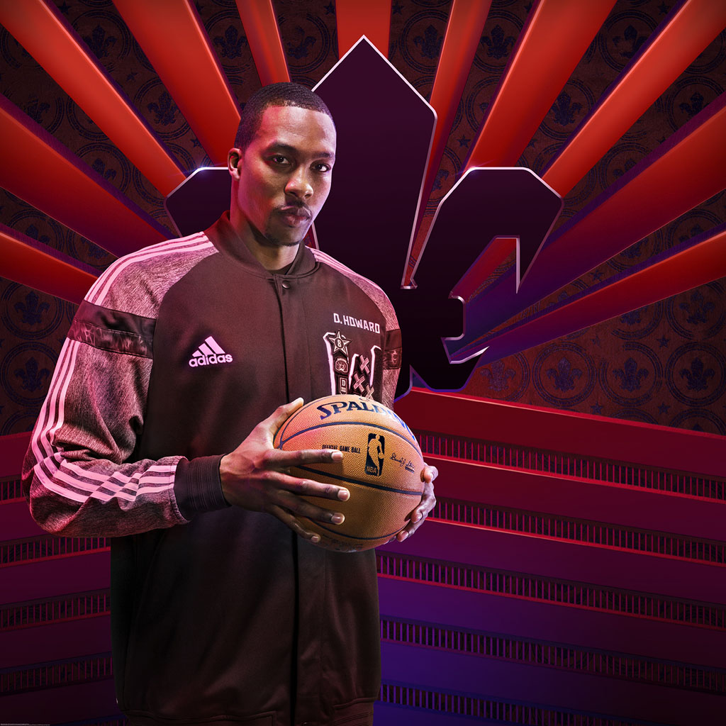 adidas Launches adidas in the Quarter for NBA All-Star Weekend