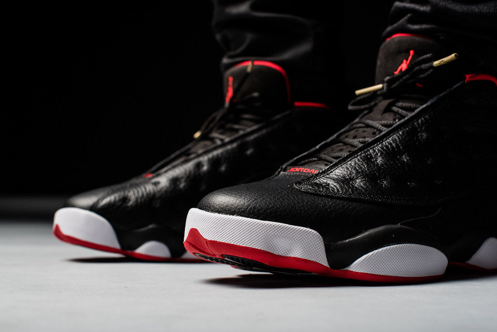 the best attitude 73862 46565 Air Jordan XIII 13 Low Bred 310810-027 (4)